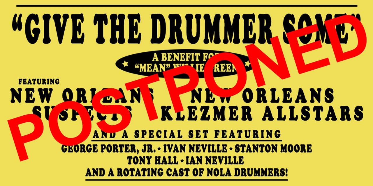 """""""Give The Drummer Some"""""""