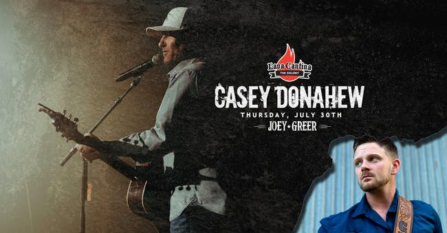 *CANCELED!!!* Casey Donahew