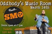 Smo Live at Oddbodys Music Room