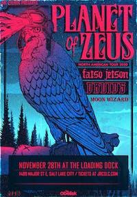 Planet of Zeus, Fatso Jetson, Druids, Moon Wizard