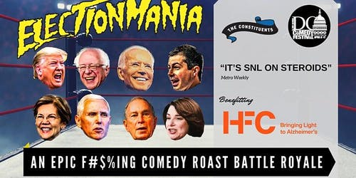 DC Comedy Festival: ElectionMania by The Constituents