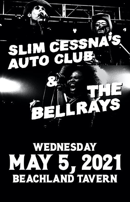 Slim Cessna's Auto Club • The BellRays