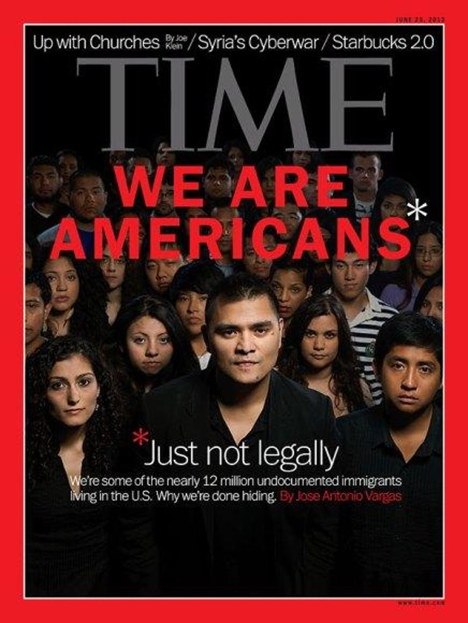 Jose Antonio Vargas: How Undocumented Immigrants are Left Out of Recovery