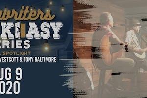Songwriter Speakeasy Series:  Barry Cuda, Andy Westcott, Tony Baltimore