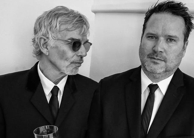 Billy Bob Thornton and The Boxmasters - PLEASE NOTE THIS IS A 2021 SHOW