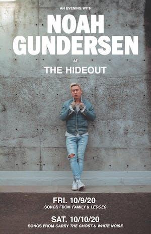 An Evening with Noah Gundersen - Night 2