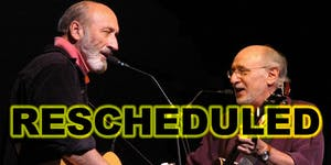 Peter Yarrow and Noel Paul Stookey (of Peter, Paul & Mary)