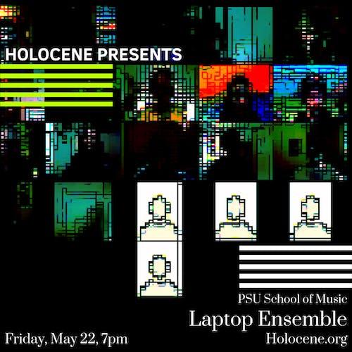 PSU Laptop Ensemble: Live Stream Performance