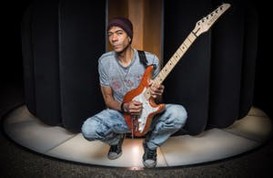 Greg Howe:  2020 Tour w/ Stu Hamm (bass) and Joel Taylor (drums)